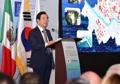 El alcalde de Seúl en México