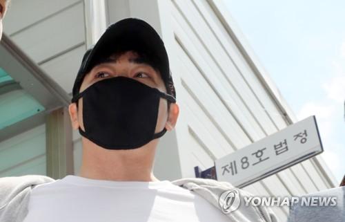 """강지환, 구속후 첫 조사서 혐의 인정…""""피해자들에 미안하다"""""""