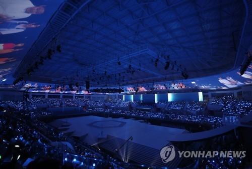 [광주세계수영] 선수촌·응원석 비워뒀지만 끝내 오지 않은 북한