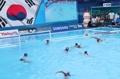 Corea del Sur es derrotada por Hungría en waterpolo femenino