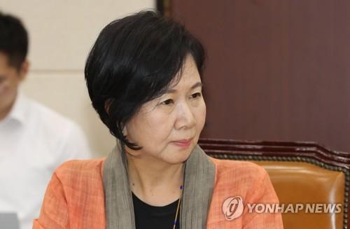'손혜원부친 독립유공자 재심사 허위답변' 보훈처 국장 혐의부인