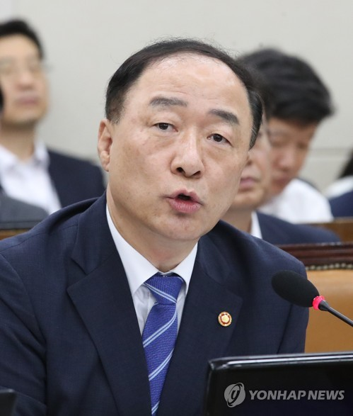 (3rd LD) Japan's export curbs could cut S. Korea's economic growth: minister