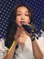 S. Korean singer Shin You-me
