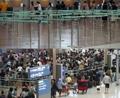 Contraste en el Aeropuerto Internacional de Incheon