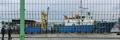 El barco ruso confiscado en Corea del Norte
