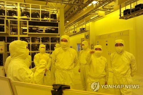 다시 시작된 삼성 반도체 '독주'…D램 점유율 47% 전망