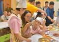 Campamento infantil internacional en Corea del Norte