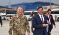 El jefe del Pentágono de EE. UU. llega a Corea del Sur