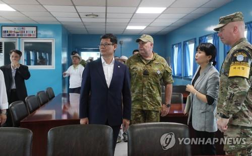 """김연철 """"평화 여정에 어려움 있지만 의지로 난관 극복"""""""
