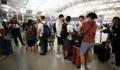 Cancelación de los vuelos a Hong Kong