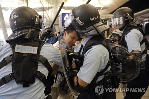 """전문가들 """"중국, 홍콩사태 직접 개입 가능성 아직 작아"""""""