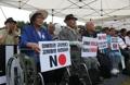 En contra de la Administración Abe
