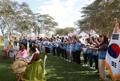 Célébration du Jour de la Libération au Kenya