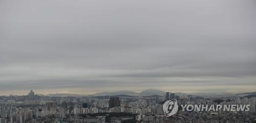 """대전·세종·충남 구름 많은 날씨…""""일교차 커"""""""