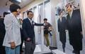 Exhibición fotográfica de los expresidentes