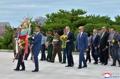 Vice-ministre russe à Pyongyang