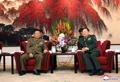 북중 군부, 베이징서 회담