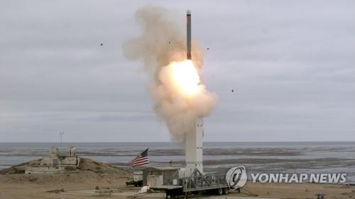 美중거리미사일 발사에 유엔 안보리 22일 긴급회의 개최