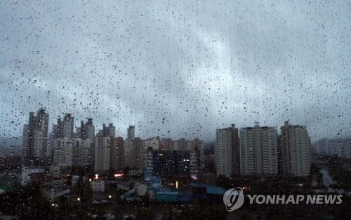 대구·경북 전 지역 호우주의보 해제(종합)