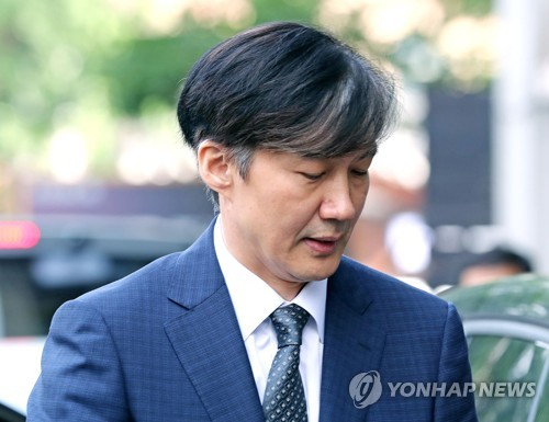 조국 딸 인턴십·수상 의혹 봇물…曺 '정면돌파' 의지(종합2보)