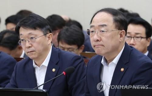 """기재부 """"日규제 대응예산 2천732억원 다음달 최대한 집행""""(종합)"""