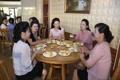 Restaurant à Pyongyang