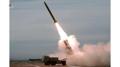 N. Korea tests new super-large multiple rocket launcher