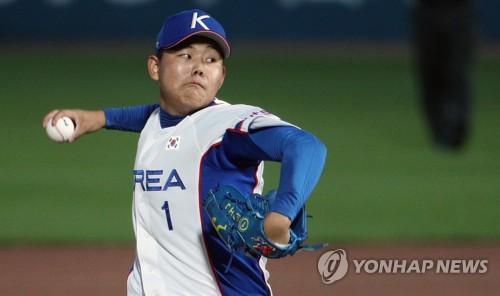 한국 야구대표팀, 중국에 3-4 패배…14년 만의 충격패