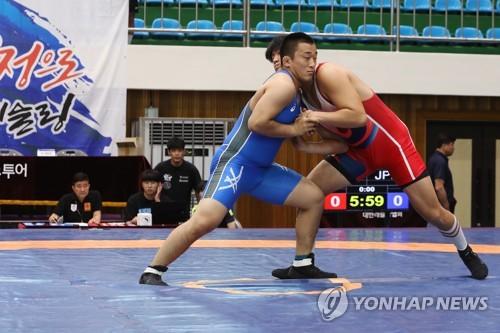 [동정] 경찰청장, '경찰청장기 유도대회' 개회식서 선수 격려