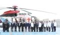 Helicoptère médical