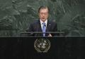 Discours de Moon à l'ONU