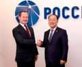 Coopération Corée du Sud-Russie