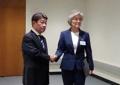 Ministres des Affaires étrangères