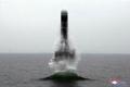 Tir d'un nouveau missile