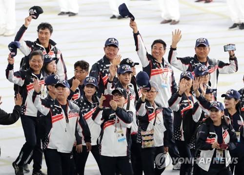 [게시판] 서울시, 전국체전 해외동포선수·독립유공자 후손 환영만찬