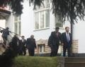 Départ de la délégation nord-coréenne
