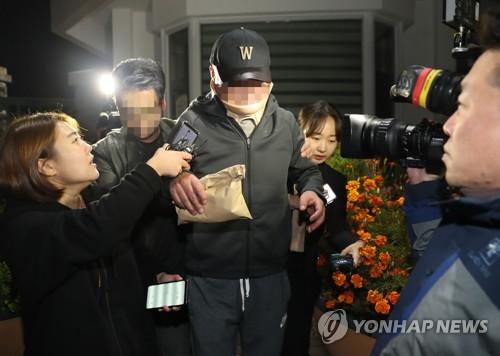 웅동학원 채용비리 2명 구속기소…조국 동생에 '뒷돈 전달'