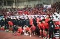 Victoire de l'équipe sud-coréenne