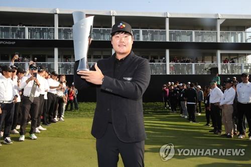 """'차원이 달랐던' 임성재 """"긴장감 이겨냈으니, CJ컵도 기대돼요"""""""