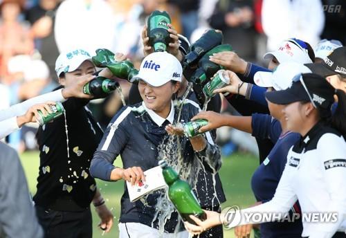 LPGA 투어 BMW 챔피언십에 고진영·이정은·최혜진 등 출전