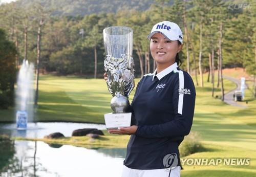 한국에서 우승한 고진영, 중국에서 LPGA 시즌 5승 도전