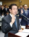 Seoul mayor at parliamentary audit
