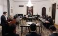 Overseas parliamentary audit