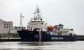 Russian vessel in Sokcho