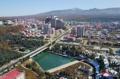 Sites de construction en Corée du Nord