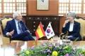 Kang Kyung-wha et Josep Borrell