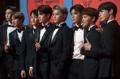 Boys band NCT 127 en Espagne