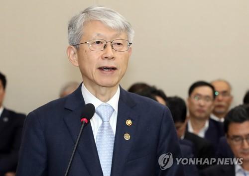 """최기영 과기장관, 인터넷업체 소통…""""규제 혁신 추진"""""""
