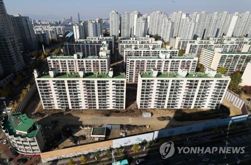 작년 상위 10% 집값 1억원 뛰어…하위 10%의 38배 수준(종합)