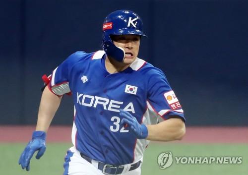 """두산 김재환, 메이저리그 깜짝 도전…""""두산, 오늘 포스팅 요청""""(종합)"""